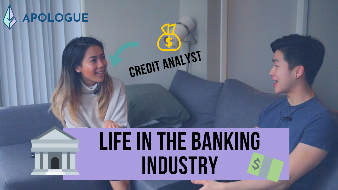 coffee chats - apologue - banking industry - credit analyst - BMO - day in the life